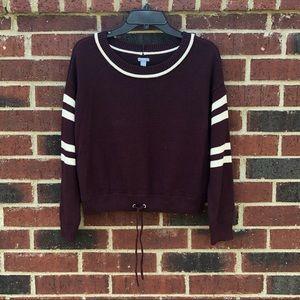 Aerie Sweater Crop Top
